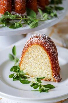 Vanilla Cardamom Buttermilk Pound Cake is inspired by fall with warm notes from the cardamom and vanilla. Definitely add this to your fall baking list! Best Dessert Recipes, Fun Desserts, Vanilla Desserts, Sweets Recipes, Vanilla Cake, Mini Cakes, Cupcake Cakes, Bundt Cakes, Cupcakes