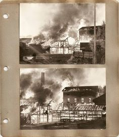 Ähtärin historiaa - Ostolan saha paloi valtavassa roihussa noin 1965. Album, Painting, Art, Historia, Art Background, Painting Art, Kunst, Paintings, Performing Arts