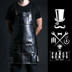 FancyGents Barber Apron