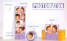 Du photomaton ,du polaroid en veux tu en voilà en plus c'est sur magnet !!!!