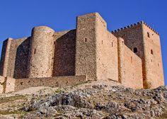Castillo de Segura de la Sierra, Jaen, Andalucia - Spain