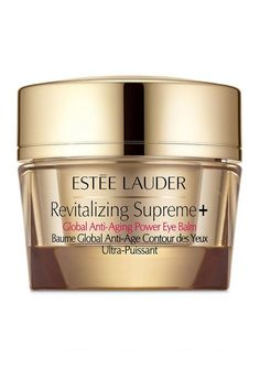 New Estee Lauder Revitalizing Supreme Global Anti-Aging Cell Power Eye Balm beauty makeup perfume. Fashion is a popular style Anti Aging Creme, Anti Aging Tips, Best Anti Aging, Anti Aging Skin Care, Aging Cream, Skin Care Acne, Contour, Supreme, Homemade Moisturizer