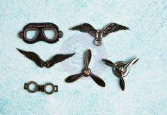 Prima - Junkyard Findings - Ingvild Bolme - Steampunk Air Available at www.creativeinspirations.ca