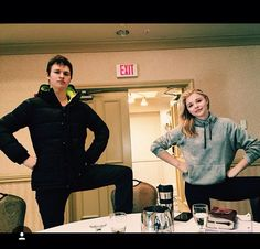 Ansel and Chloe