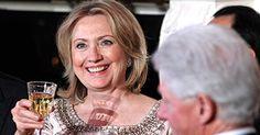 ILLUMINATI FAMILY THE ROTHSCHILD'S hold $100,000 a plate Hilary Fundraiser