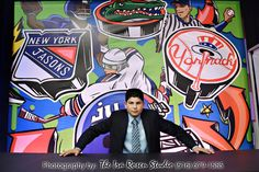 Sports & Graffiti Theme Bar Mitzvah Party NY {Ira Rosen Photography, Gala Event and Food Artistry NY} - mazelmoments.com