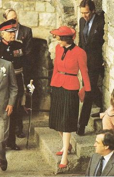Wales Welcomes New Princess  _ 27 Octobre 1981