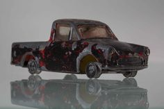 Daf Pickup wreck.