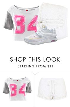 """84"" by princessjay003 ❤ liked on Polyvore featuring H&M and Topshop"