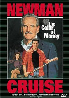 #Paul_Newman and #Tom_Cruise   #The_Color_Of_Money