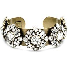 DANNIJO Skylar Bracelets ($395) ❤ liked on Polyvore