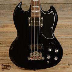 Epiphone EB-3 Bass Ebony USED (s964)