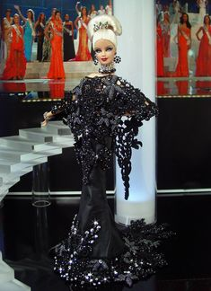 Miss Finland 2013/2014 - International Pageant Collection - NiniMomo Doll