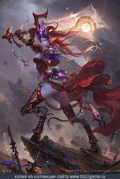 World of Warcraft ~ Magnifique Draenei Paladine! *µ*