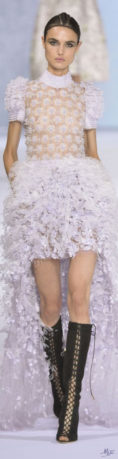 Fall 2016 Haute Couture - Ralph & Russo