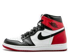 "da7f6ccb9bc6 Air Jordan 1 Retro ""Black Toe"" Sneakers for Sale"