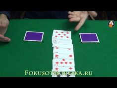 "ED MARLO'S CARD TRICK FOR BEGINNERS ""THREE PACKET TRIUMPH"" - MAGIC TRICK..."