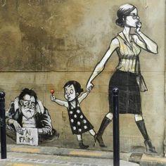 DRAN http://www.widewalls.ch/artist/dran/ #Dran #graffiti #streetart #urbanart #illustration #murals