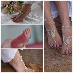 Barefoot Beach shoes Made to Order. Contact Made On Magnetic on FB