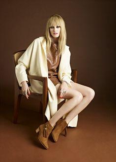 Footwear, Winter, Jr, Style, Fashion, Vogue Brasil, Portraits, Moda, Shoe