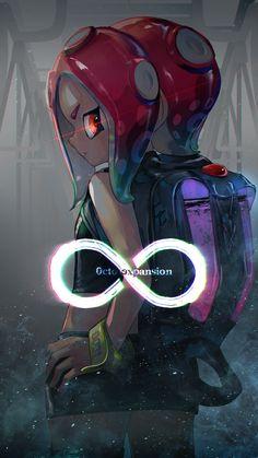Splatoon OCTO by  ひざけ (@hizake) | Twitter con contenuti