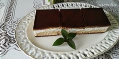 Francúzsky medový krémeš s karamelovou plnkou (fotorecept) - recept   Varecha.sk Tiramisu, Cake, Ethnic Recipes, Food, Treats, Sweet, Basket, Sweet Like Candy, Candy