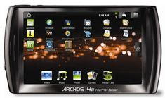Archos 48 Internet Tablet – Tablet – Android 1.6 – 500 GB – 4.8″ colour TFT ( 800 x 480 ) – Bluetooth, Wi-Fi