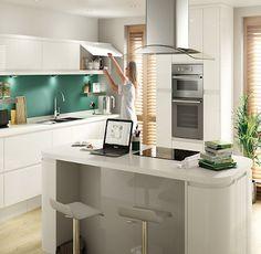 B&Q  Cooke & Lewis Appleby White. Kitchen  Kitchen-compare.com - Home - Independent Kitchen Price Comparisons