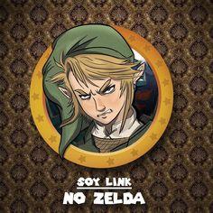 Continuing with our collection of mistaken character names, this is Link, not Zelda. #fanart #linknotzelda #nintendo #leyendofzelda #link #digitalcomic #flamalamastudio