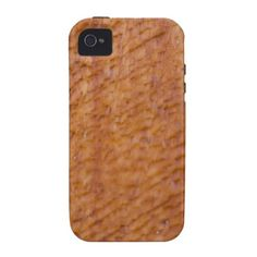 Varnished Wood Textures Vibe iPhone 4 Cases From Florals by Fred #gift #photogift #zazzle
