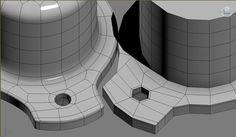 FAQ: How u model dem shapes? Hands-on mini-tuts for mechanical sub-d AKA ADD MORE GEO - Page 93 - Polycount Forum