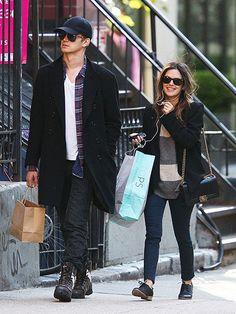 Rachel Bilson Boyfriend Hayden Christensen