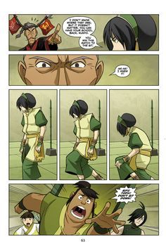 Avatar: The Last Airbender – The Promise Part 2 - pg. 63