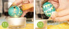 DIY Ukrainian Easter Eggs