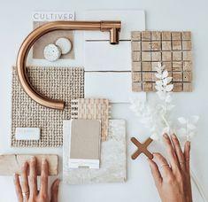 Home Interior Design, Interior Decorating, Interior Ideas, Material Board, Colour Pallete, Color Palettes, Dream Rooms, Bathroom Interior, Decoration