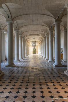 Visite au château de Compiègne - les salles intérieures !