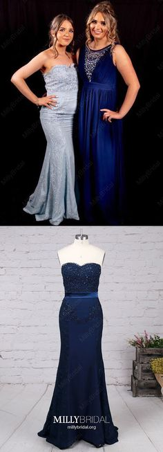 Long Prom Dresses Sky Blue, Mermaid Prom Dresses Sweetheart, Lace Prom Dresses For Teens, Silk-like Satin Prom Dresses Modest Spring Formal Dresses, Modest Formal Dresses, Affordable Prom Dresses, Prom Dresses For Teens, Unique Prom Dresses, Beautiful Prom Dresses, Mermaid Prom Dresses, Formal Evening Dresses, Prom Gowns