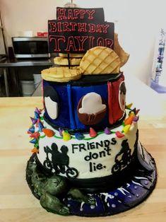 Superb 85 Best Custom Cakes Images Custom Cakes Cake Desserts Funny Birthday Cards Online Chimdamsfinfo