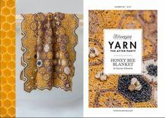 Deze prachtige honingbij deken gemaakt van Scheepjes Stone Washed is een eyecatcher in uw interieur.