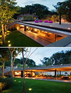 House Cladding, Facade House, House Roof, Modern House Floor Plans, Modern House Design, Minimalist Architecture, Modern Architecture, Future House, My House