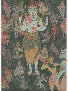 Paramchaintanya Men — Shiva & his Devotees...