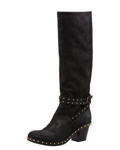 Saturday, November 3rd: Miu Miu Belted To-the-Knee Boot, 212 872 8940