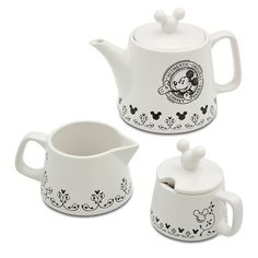Mickey Mouse Tea Set | Kitchen Essentials | Disney Store