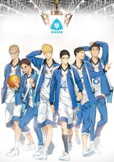 Kise Ryouta, Akashi Seijuro, Kuroko Tetsuya, Ryota Kise, Kuroko No Basket, Naruto, Sasuke, Team Goals, Cosplay