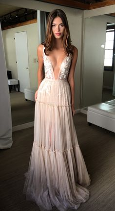 ANNABEL from the new #berta bridal line - MUSE ❤ #Musebyberta
