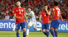 Argentina venció 2-1 a Chile por el Grupo D de la Copa América http://soloparatiradio.com/?p=10261