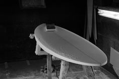 Co&Jo x Lucas Beaufort single fin surfboard. Shape by Blank Surfshack. Available soon on coandjo.com