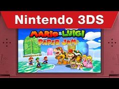 Geekscape Games Reviews: 'Mario And Luigi: Paper Jam' | Geekscape