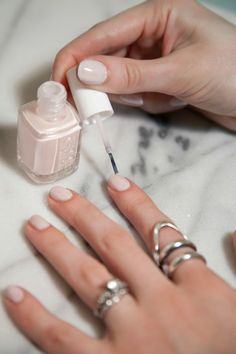 Here's Why Essie Ballet Slippers is the Only Neutral Nail Polish You Need