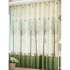 SHARE & Get it FREE   Blackout Cartoon Trees Bench Pattern Window CurtainFor Fashion Lovers only:80,000+ Items·FREE SHIPPING Join Dresslily: Get YOUR $50 NOW!